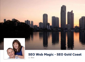 SEO Gold Coast Facebook Cover
