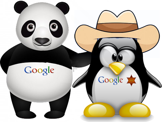 Google animals can be harmful to your rankings!