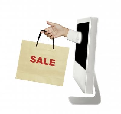 shopping online